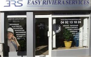 Agence de services aux particuliers Easy Riviera Services 7 rue de l'église 06800 Cagnes sur mer