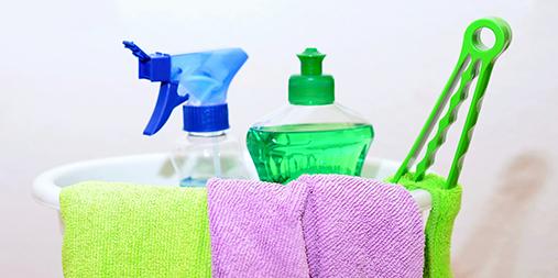 ménage et repassage : services à la personne