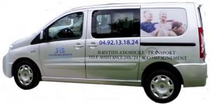 Easy Riviera Services Véhicule de transport de personnes