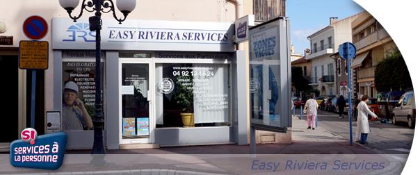 Easy Riviera Services : Agence de services au particuliers à Cagnes sur mer